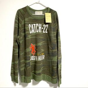NEW! Out of Print. Camo. Catch 22 novel